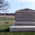 25th and 75th Ohio Infantry regiment monument