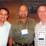 Garry Adelman, Barry Martin and Tom Danninger