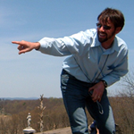 Garry Adelman on Little Round Top