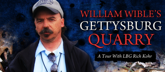 William Wibel's Gettysburg Quarry