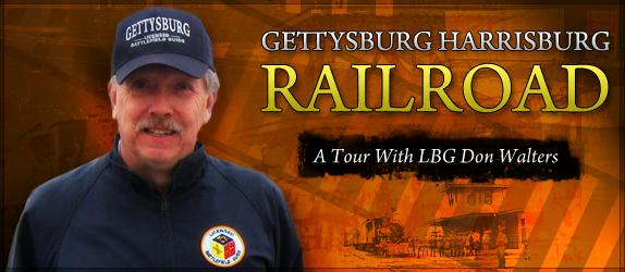Gettysburg Harrisburg Railroad