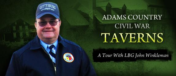Adams County Civil War Taverns