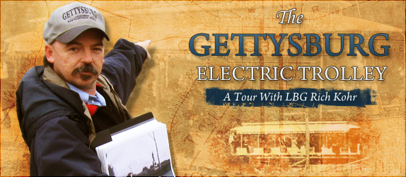 The Gettysburg Electric Trolley
