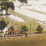 Trolley at 1913 Veterans Reunion