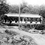 A Gettysburg Electric Trolley