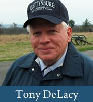 Tony DeLacy